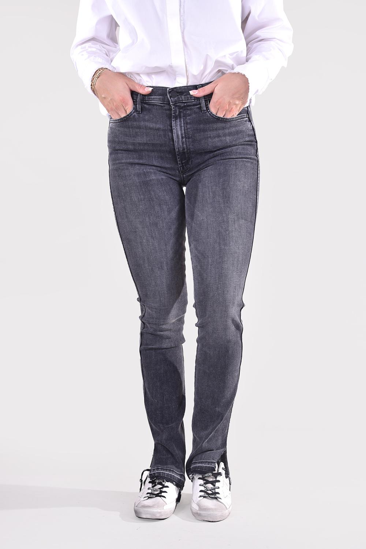 Mother jeans HW Rascal 1044-394 grijs