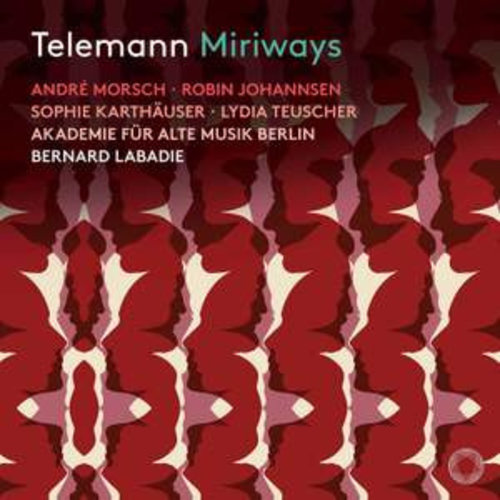 Pentatone Telemann Miriways