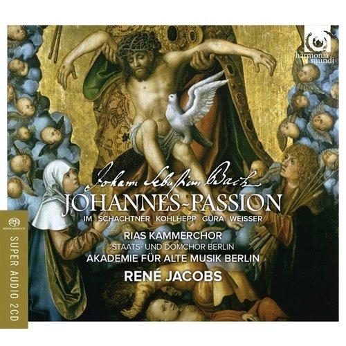 Harmonia Mundi J.S. Bach: Johannes-Passion (2CD)