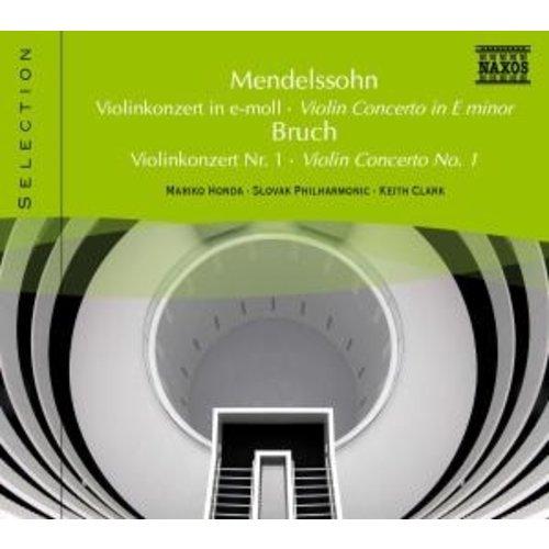 Naxos Mendelssohn: Violin Concerto I