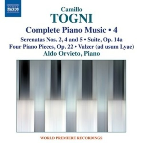 Naxos Complete Piano Music 4