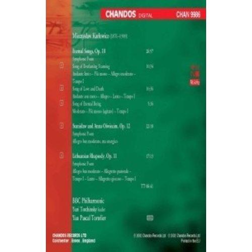 CHANDOS Violin Concerto