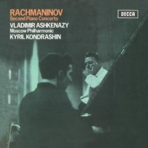 DECCA Rachmaninov: Piano Concerto No.2 In C Minor; 3 Etu