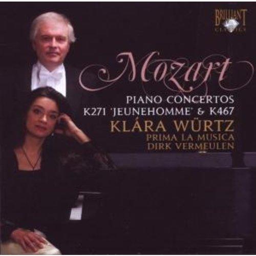 Brilliant Classics Mozart: Piano Concertos 9 & 21