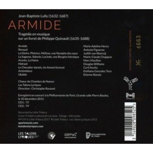 Aparté Lully / Armide