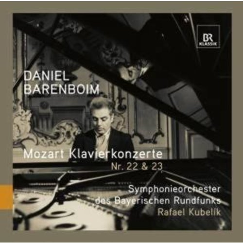 BR-Klassik Mozart: Klavierkonzerte 22&23