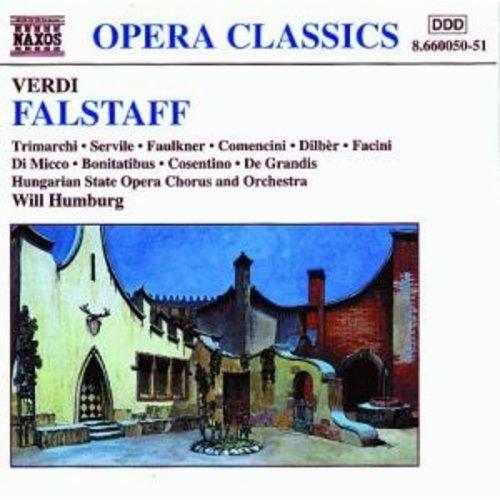 Naxos Verdi: Falstaff