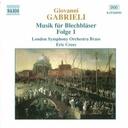 Naxos Gabrieli:music For Brass Vol.1