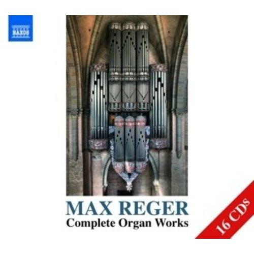 Naxos Complete Organ Works