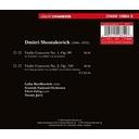CHANDOS Violin Concertos 1 & 2