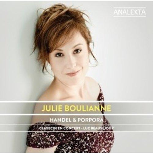 Handel And Porpora: Dual At The Opera