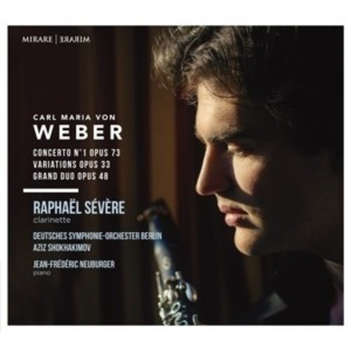 Mirare Concerto Pour Clarinette No.1 Op.73