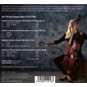 RUBICON 3 Sonatas For Viola Da Gamba