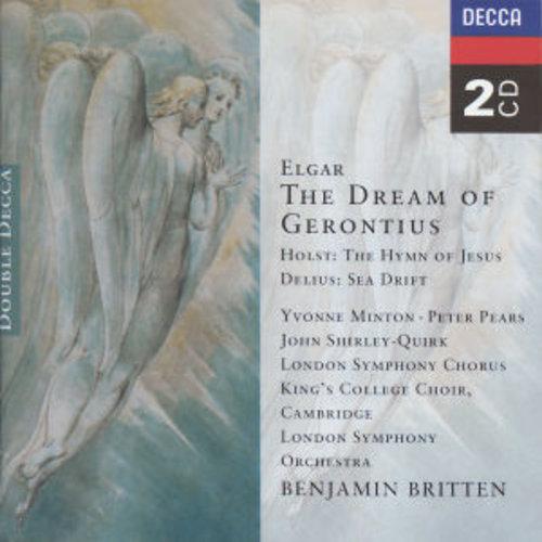 DECCA Elgar: The Dream Of Gerontius/Delius: Sea Drift/Ho