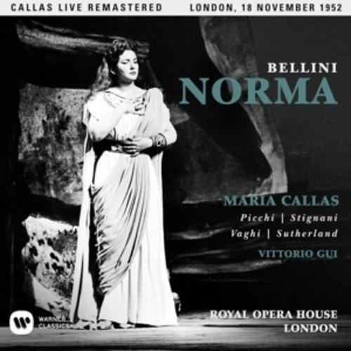 Erato/Warner Classics Norma (London, 18/11/1952)