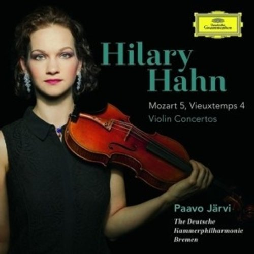 Deutsche Grammophon Mozart: Violin Concerto No.5 In A, K.219 / Vieuxte