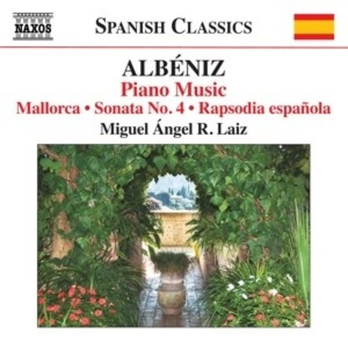 Naxos Piano Music, Vol. 8