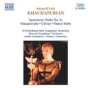 Naxos Khachaturian: Spartacus/Masq.