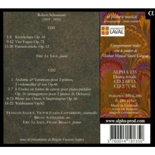 ALPHA Klavierwerke Vol.6 Fantasiestucke+Kreisl