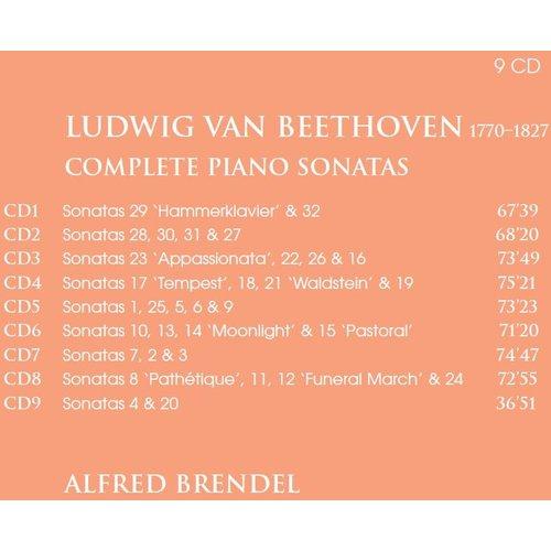 Brilliant Classics Beethoven: Complete Piano Sonatas