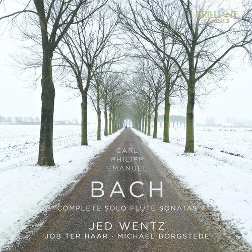 Brilliant Classics C.P.E. Bach: Complete Solo Flute Sonatas