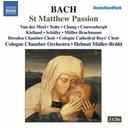 Naxos Bach:st. Matthew Passion