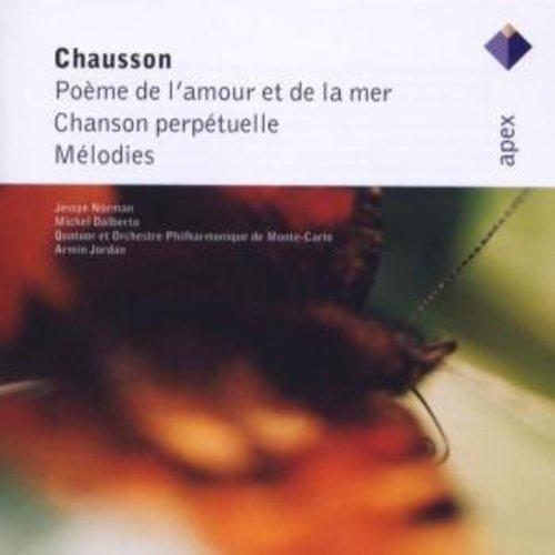 Erato Disques Poeme De L'amour/La Mer A.o.