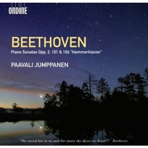 Ondine Piano Sonatas Opp. 2, 101 & 106