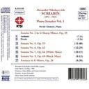 Naxos Scriabin:piano Sonatas 2,5-7&9