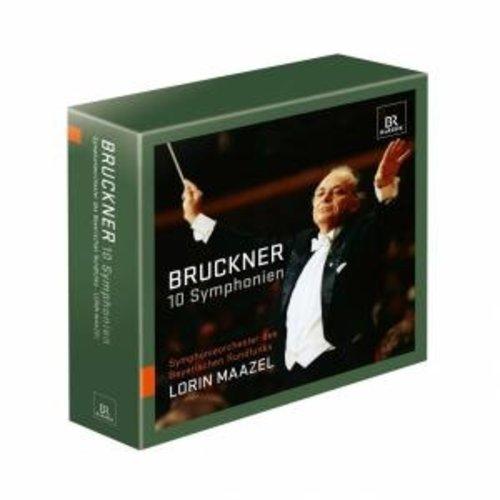 BR-Klassik 10 Symphonien