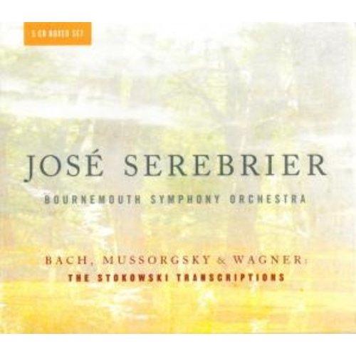 Naxos Jose Serebrier