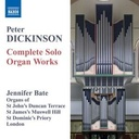 Naxos Dickinson: Solo Organ Works