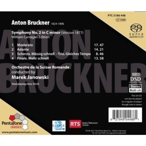 Pentatone Bruckner: Sinfonie Nr. 2
