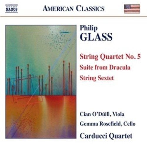 Naxos String Quartet No.5/Suite From Dracula