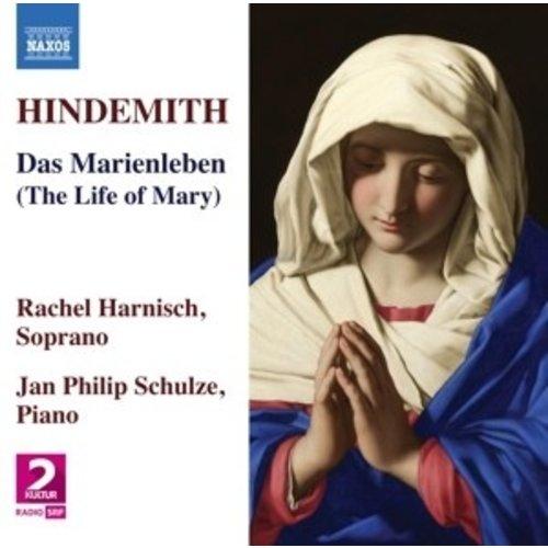 Naxos Das Marienleben, Op. 27
