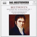 Naxos Beethoven: Sinf. Nr. 1 & 2