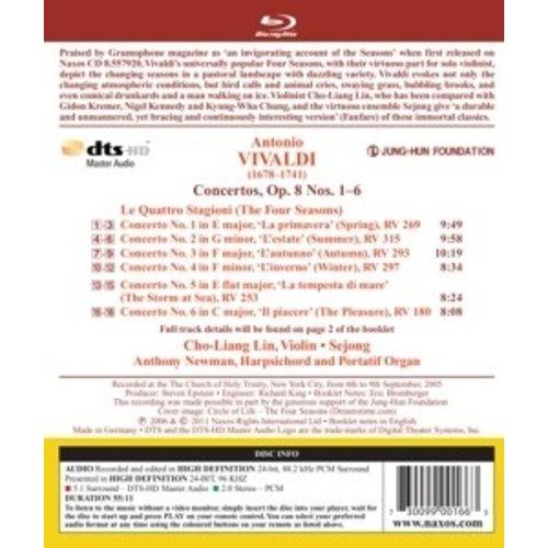 Naxos Vivaldi: Concertos Op.8, 1-6