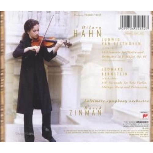 Sony Classical Violin Concerto/Serenade