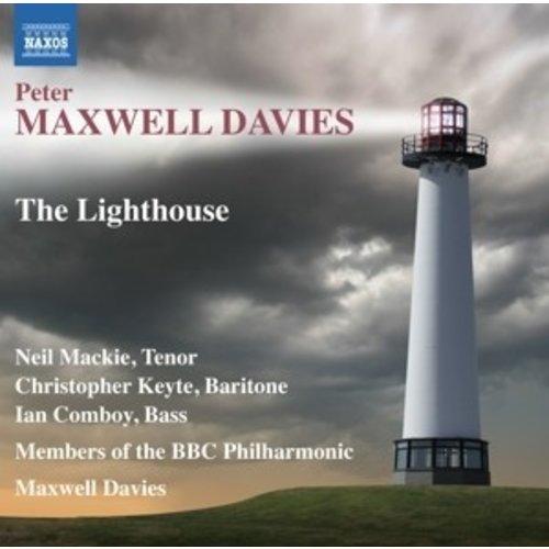 Naxos The Lighthouse