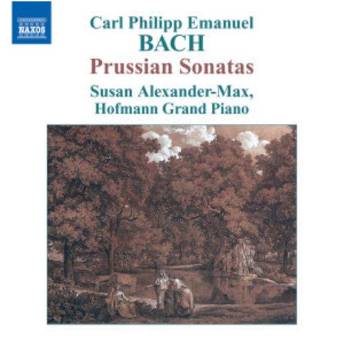 Naxos Cpe Bach: Prussian Sonatas