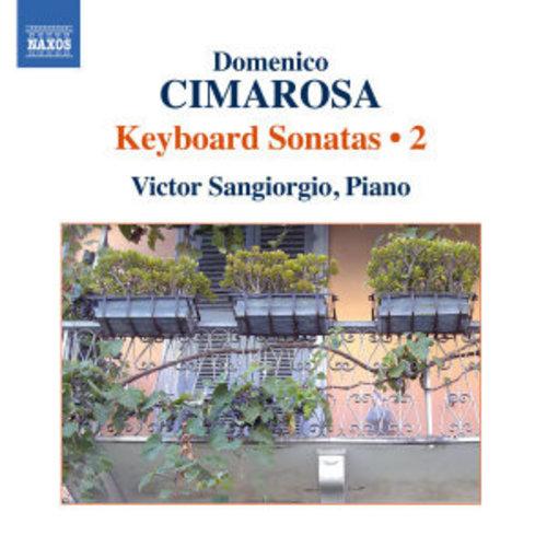 Naxos Cimarosa: Keyb. Sonatas 2