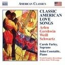Naxos Arlen/Gershwin/Weill/Schwartz
