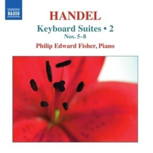 Naxos Keyboard Suites, Vol. 2
