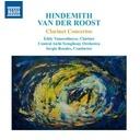 Naxos Clarinet Concertos