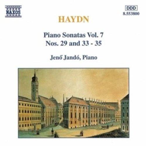Naxos Haydn:piano Sonatas Vol.7