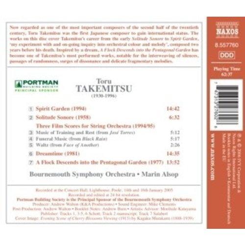 Naxos Takemitsu: Orchestral Works