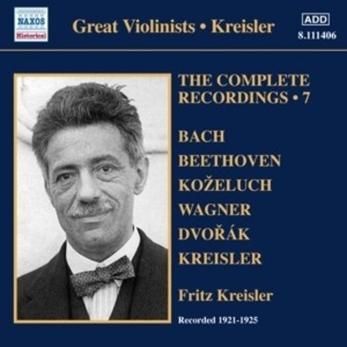 Naxos The Complete Solo Recordings, Vol. 7