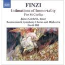 Naxos Finzi: Intimations Of Immortal