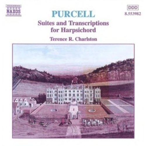 Naxos Purcell: Harpsichord Suites