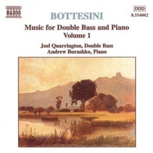 Naxos Bottesini:music For Double Bas